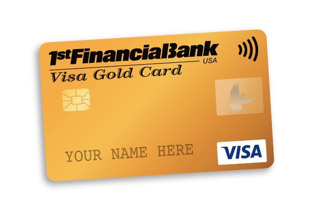 Visa Gold Card